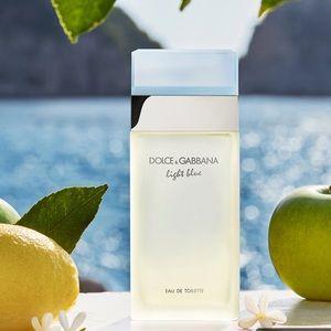 Dolce & Gabaana perfume light blue